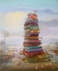 Libros magia y fantasia