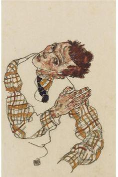"mavinajfan: "" Egon Schiele is my newest art obsession. I love this one… I love all of his art! """