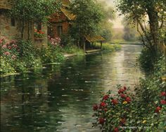Louis Aston Knight - The End of the Village