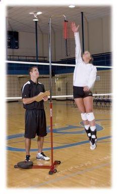 Volleyball, Basketball Vertical Jump Training