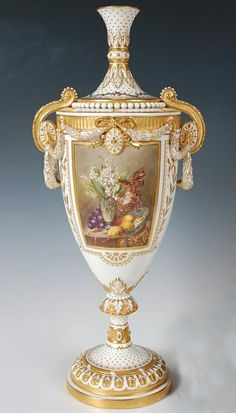 Royal Worcester porcelain by Hawkins - price guide and free appraisals