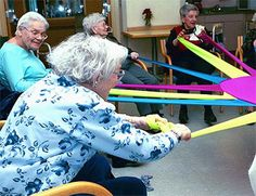 Using the Octaband® for Exercise with Senior Adults.