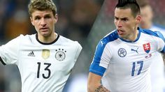 Germany v Slovakia: Euro 2016 last 16 preview line-ups & predictions