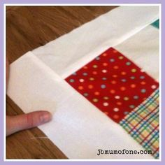 how to sew border on quilt | How to make a Cotbed Quilt for Beginners, Step 6: Rotary Cutting and ...
