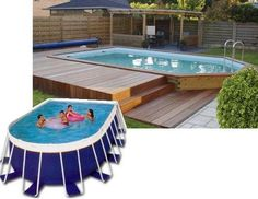 Equine pool horse training pool new technology legacy portable pools pinterest horse and for Legacy above ground swimming pools