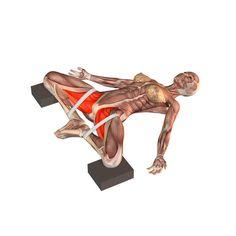 Reclining bound angle pose - Supta Baddha Konasana - Yoga Poses YOGA.com
