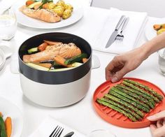 M-Cuisine – Stackable Microwave Cooking Set