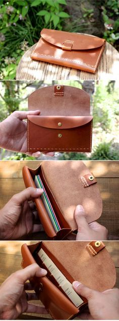 leather wallet | Duram Factory-SR