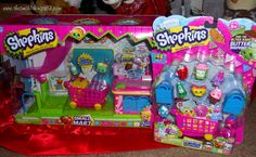 Shopkins- Cute Collectables Every Little Girl Will Love This Holiday Season!