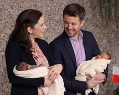 Princess Mary and Prince Frederik