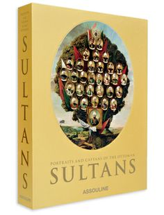 Stunning! PORTRAITS & CAFTANS OF THE OTTOMAN SULTANS (SPECIAL EDITION)  TEXT BY NURHAN ATASOY  WITH THE COLLABORATION OF IREM KINAY