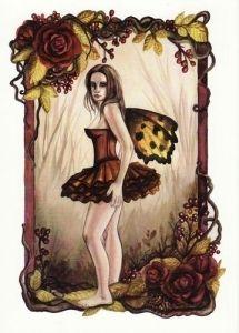 Syksyn ruusu Linda Peltola