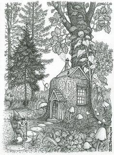 Stumptown Lodgings Print by Bill Perkins