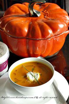 Cremazuccabufala Pumpkin, Vegetables, Food, Pumpkins, Essen, Vegetable Recipes, Meals, Squash, Yemek