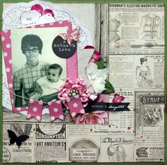 This is a project I created withA Swirlydoos Scrapbook Kit Club. If you're ready to start getting perfectly coordinated, top of the line scrapbook kits delivered to your door, please visit us at www.swirlydoos.com. Mention my name, Jan, when you subscribe and you'll receive 10% off your first kit, AND a coupon good for 30% off your entire purchase in the Swirlydoos.com store!