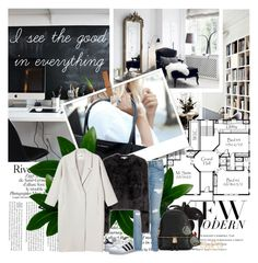 """""""I see the good in everything..."""" by missoumiss ❤ liked on Polyvore featuring Made of Me, adidas Originals, Phase 3, Alice + Olivia, Current/Elliott, Michael Kors, Carven, Monki, Ray-Ban and women's clothing"""