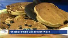 Oat Flour Pancakes Friday, March 4, 2016