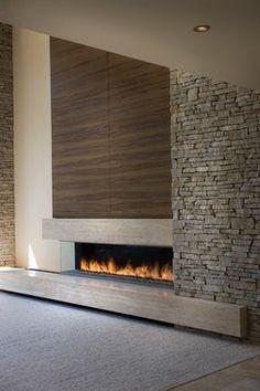 Fireplace / DesRosiers Architects