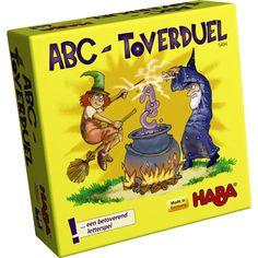 Haba Supermini Abc - toverduel 6+