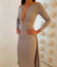 #robertodiz #tango #readytowear #collection #grey #coctel #dress #vestido #fashion #mode #style #design #designer #invitada #invitadaperfecta #glamour #glam #elegance #wedding #seville #madrid Available now in our shop