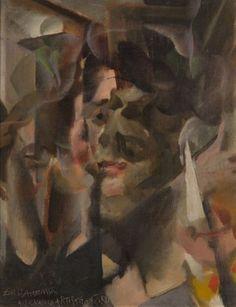 Giacomo Balla - Ritratto - (blinkforever.tumbir.com)