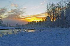 Valokuvien arviointia - auringonnousu. — ReinoToivanen