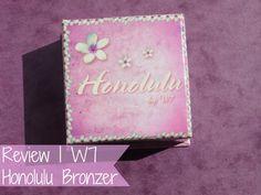 NEW POST! Review | W7 Honolulu Bronzer #blog #blogger #bbloggers #bbloggerspost #beauty #beautychat #makeup #cosmetics #cheap #budget #pursefriendly #matte #bronzer #w7 #warpaintcosmetics #honolulu #affordable #review #raspberrykiss