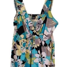 Carole Little Size Medium Top Priced to sell quickly! Bundle and save even more money!! Carole Little Tops Blouses