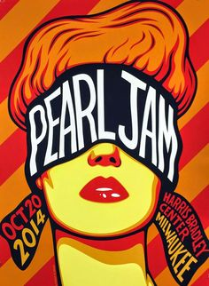 @benfrostisdead Pearl Jam poster will be available at http://www.stupidkrap.com next week @Stupidkrap