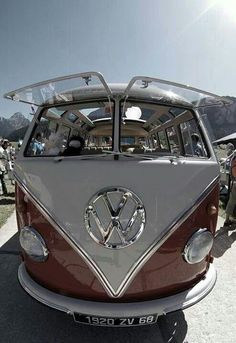 The first generation of the Volkswagen Type 2 with the split windshield, informally called the Microbus, Splitscreen, or Splittie among modern fans, was produced from 8 March 1950 through the end of the 1967 model year. From 1950 to 1956, the T1 was built in Wolfsburg; from 1956, it was built at the completely new Transporter factory in Hanover.