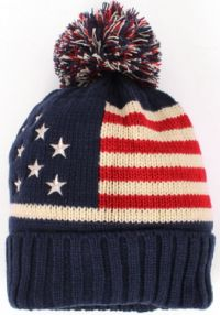 USA Knitted Hat