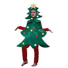 f427dc5495089 Déguisement Arbre de Noël  déguisementsnoël  costumespournoël Déguisement  Arbre