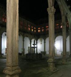Patio San Marcos, Hostal de los Reyes Catolicos