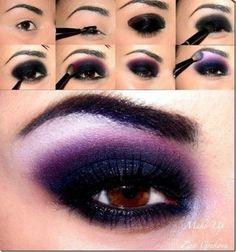 makeup sep by step 22