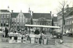 Ossenmarkt 1960 - Foto's SERC