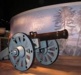 Near Yorktown Battlefield, the American Revolution Museum at Yorktown features films, timeline, expansive gallery exhibits and outdoor living-history areas. Get information about tickets, packages and tours at www.historyisfun.org