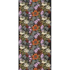 "Marimekko Volume 4 Oodi 9.84' x 55.12"" Floral and Botanical Wallpaper"