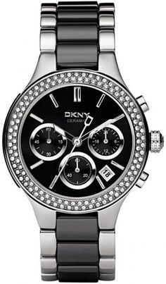 e4a294c1c The Watch Studio - DKNY NY8180 Ladies Chambers Ceramic Watch Amazing Watches,  Donna Karan,