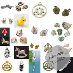 Nieuwe bedels! | www.bykaro.nl voor kralen, bedels en meer...