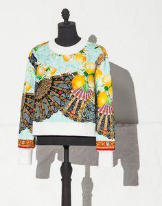 Dolce&Gabbana F9680T-FPMQ1 Sweatshirts SWEATSHIRTS
