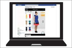 Tesco launches virtual 3D fitting room on Facebook page