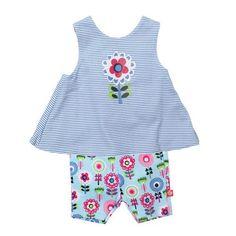 Zutano Baby-Girls Newborn Dizzy Daisy Sunshine Top and Bike Short Set, Multi, 24 Months Zutano,http://www.amazon.com/dp/B00AJK2IXI/ref=cm_sw_r_pi_dp_co.Qrb3A5B744590