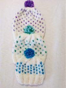 Crochet Fluffy Hat – Free Pattern