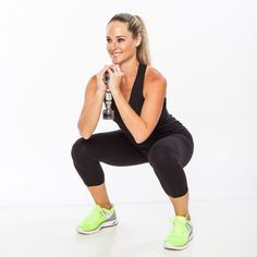 An effective workout doesn't need to be complicted. Do 4 rounds of this progressively challenging circuit to torch calories and tone up from head to toe!