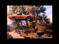 Dukes of Hazzard-General Lee jump special (with sound and in HD) part2 - YouTube