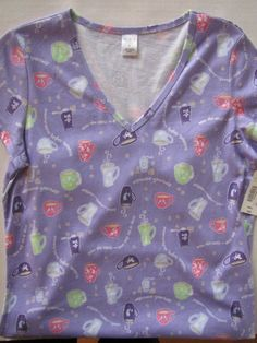 MIXIT Purple Espresso Short Sleeve Sleep Shirt Nightgown Sz Small Retail $30 NWT #Mixit #Sleepshirt. Perfect for any highly caffeinated woman!