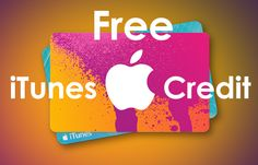 free-itunes-credit:  iTunes Gift Cards Giveaway! As we already know new iPhone 7 lacks headphone jack. To celebrate the launch of iPhone 7 Apple will give away iTunes Gift Cards as a proof you dont need wired headphones to enjoy great music! All you need to do is sign up and wait for the confirmation e-mail.  How will your favorite songs sound on Apple AirPods? Enter now for your chance to win credit!  Get your Gift Card here!