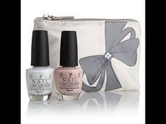 OPI Sweet on My Beau Gift Set with Free Cosmetic Bag