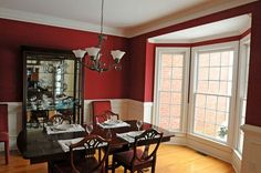 modern dining rooms color. Dining Room  Attractive Color Ideas Formal Paint Simply Simple Colors Table Combo in Red In the house Pinterest