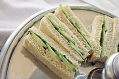 Whether you're on the road or packing something for a picnic or a hike, these sandwiches are ready to withstand the weather, challenges, and other wear and tear that may occur during travel. Gone are the days of soggy sandwiches! Mini Sandwiches, Cream Cheese Sandwiches, Cucumber Sandwiches, Finger Sandwiches, Tea Time Snacks, Best Sandwich, Sandwich Recipes, Sandwich Ideas, Cheese And Pickle Sandwich